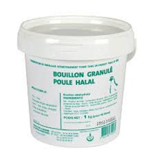BOUILLON POULE 1KG C.E.E.