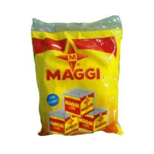 MAGGI SACHET CUBES 100X4G NIGERIA