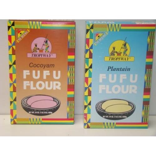 FUFU DE COCOYAM GHANA