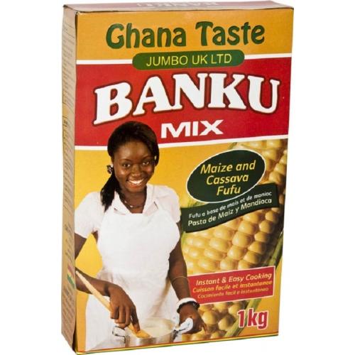 BANKU MIX GHANA