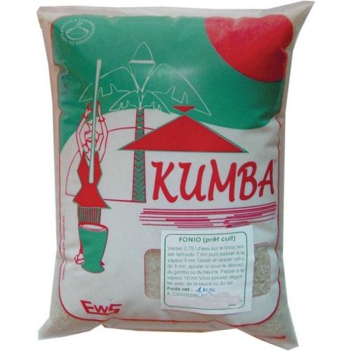 FONIO-KUMBA 1KG SENEGAL