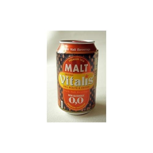 VITALIS MALT 24CAN 33CL C.E.E.