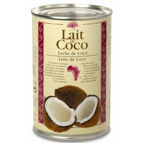 LAIT DE COCO 400GR