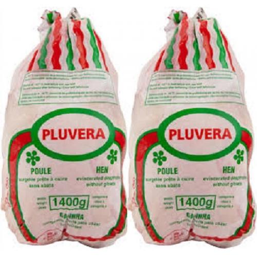 PLUVERA 1KG400 CARTON 10PCS C.E.E.
