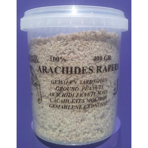 FARINE ARACHIDE 400GR USA
